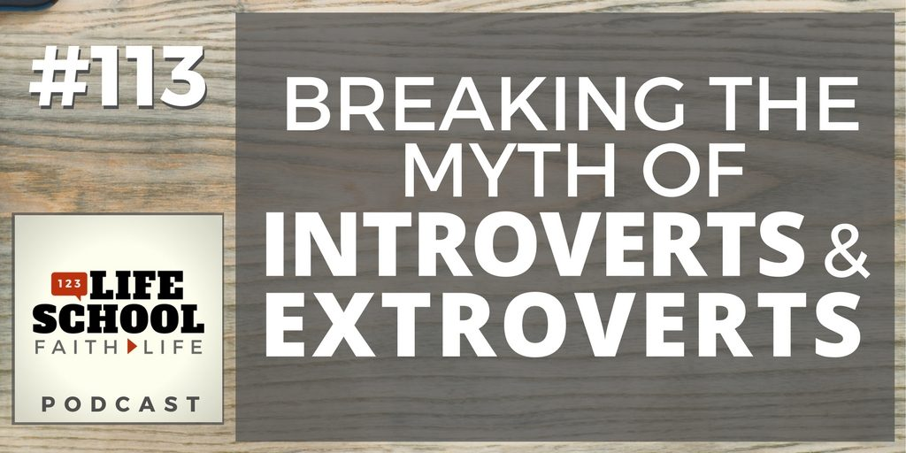 the myth of introverts and extroverts