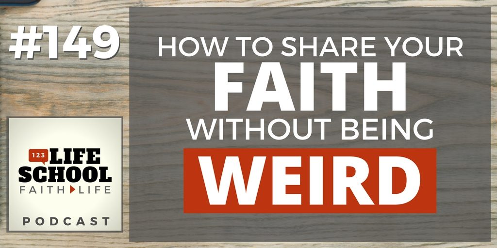 how to share your faith