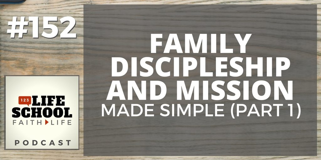 discipleship mission made simple
