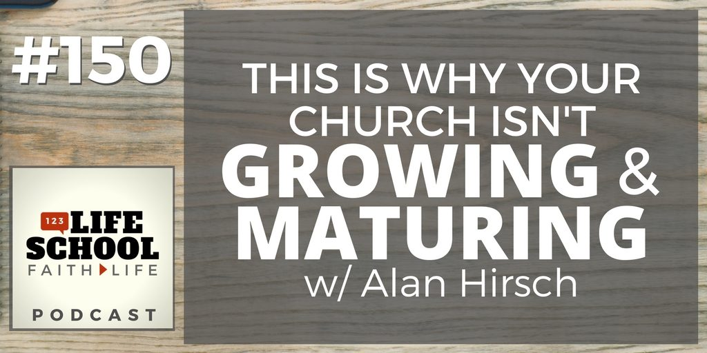 your church isnt maturing