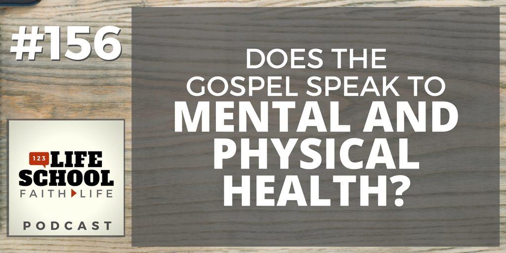 does gospel speak to health