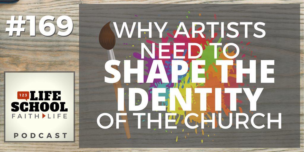 artists shape identity church