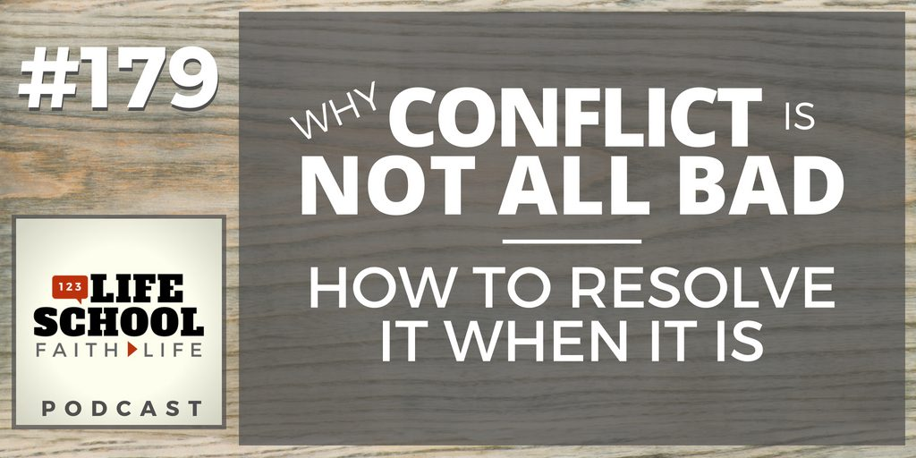 why conflict is not all bad