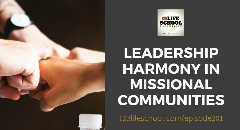 leadership missional communities