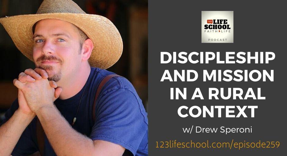 discipleship mission rural context