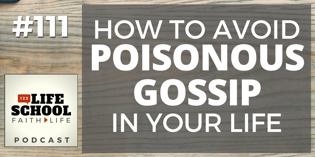 avoid gossip in your life