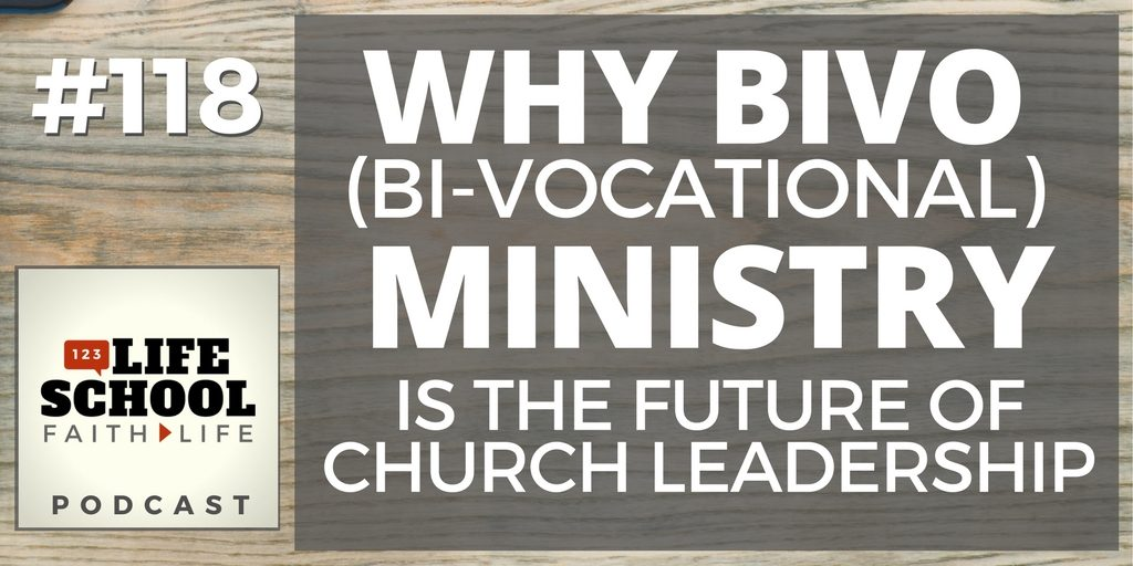 bi-vocational ministry
