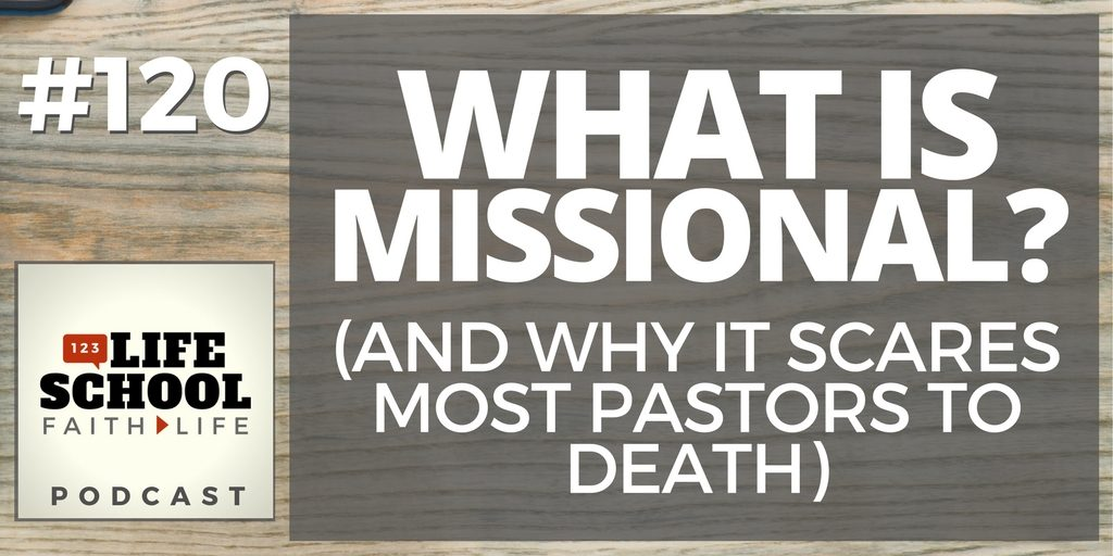 what is missional?