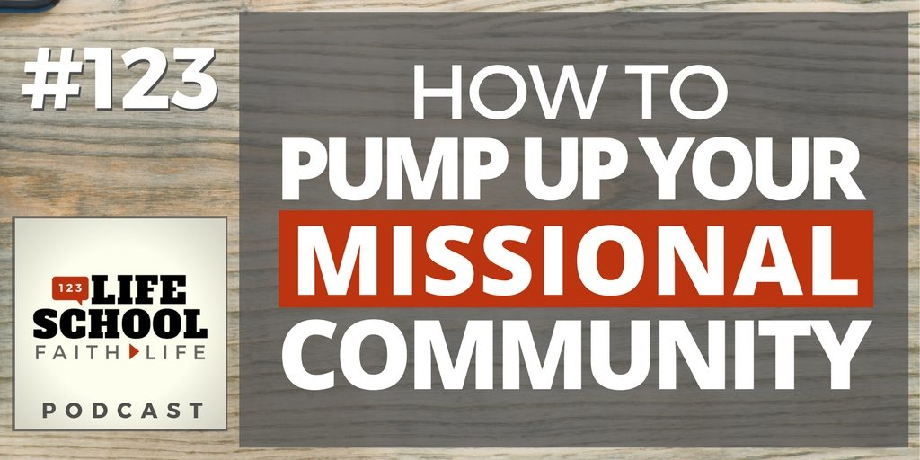 pump up your missional community