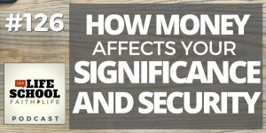 how money affects your security