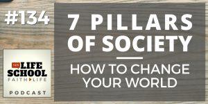 7 pillars of society