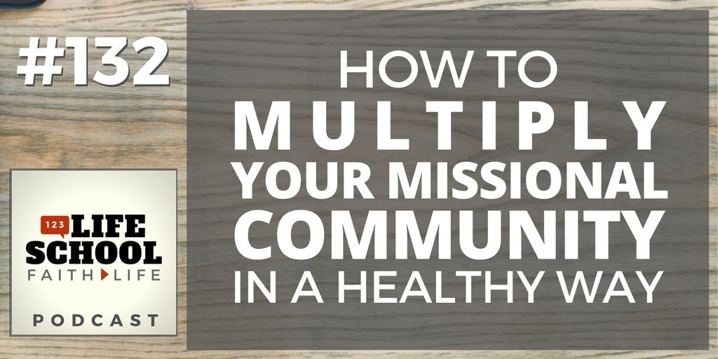 multiply your missional community