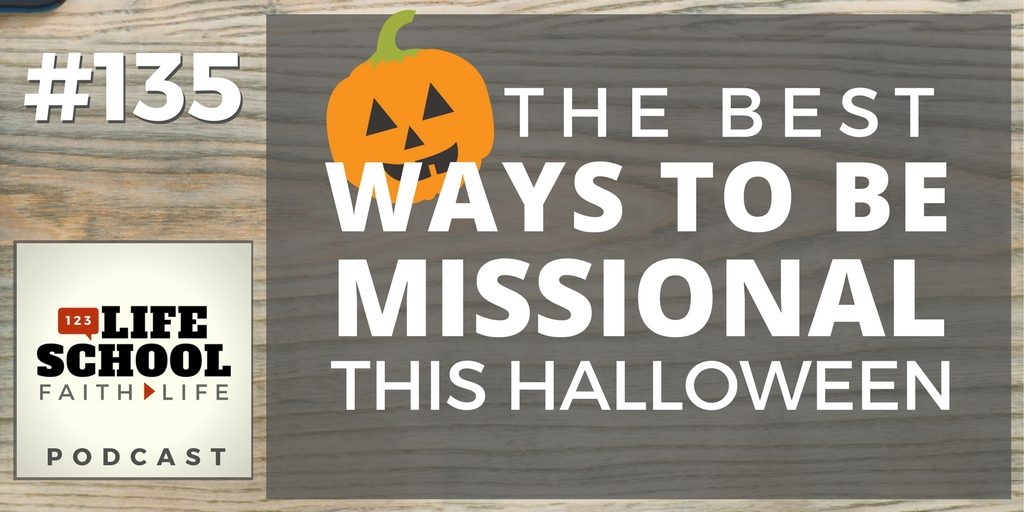 Be Missional This Halloween