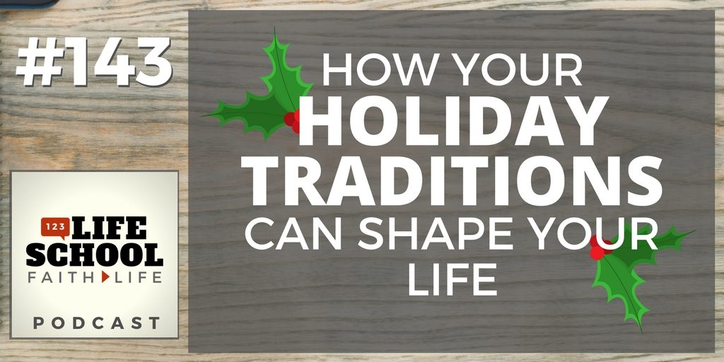 Holiday Traditions Shape Life