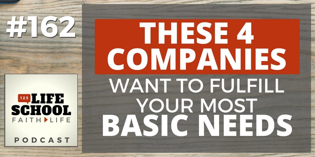 companies fulfill basic needs