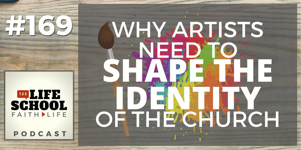 artists shape identity church