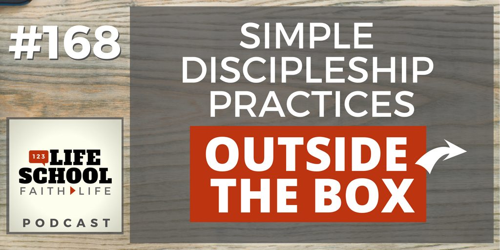 discipleship outside the box