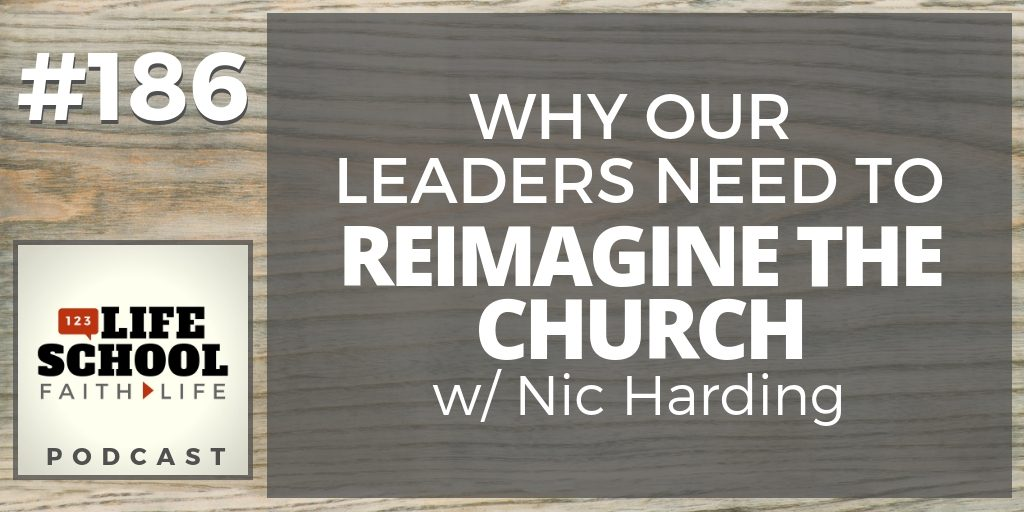 reimagine the church
