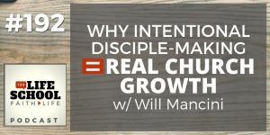 intentional disciple making real church growth