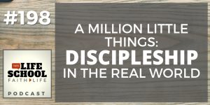 discipleship in real world