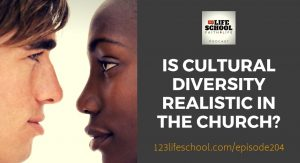 cultural diversity in church