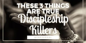 true discipleship killers