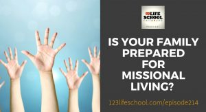 family prepared for missional living