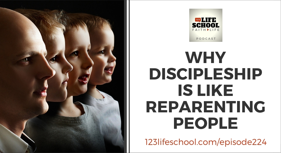discipleship parenting people