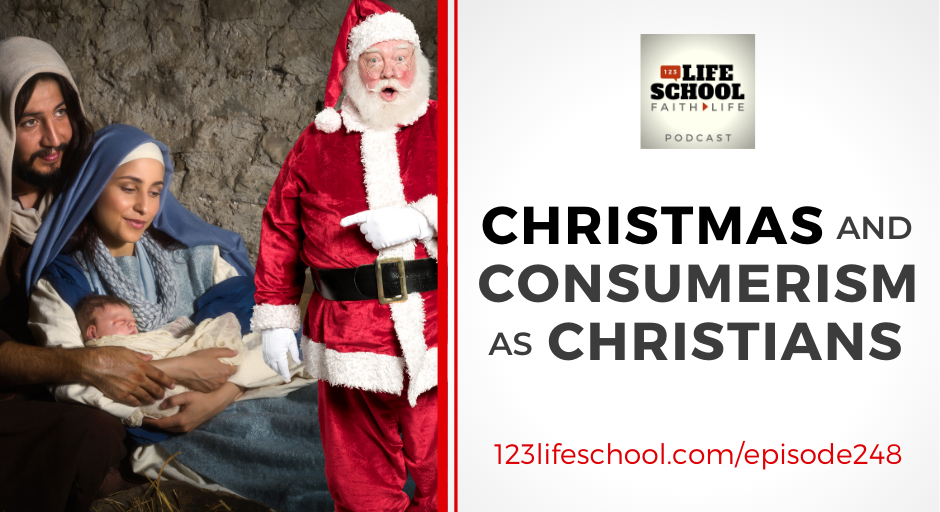 christmas consumerism christians