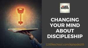 changing your mind discipleship