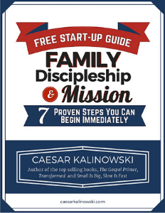 Family Discipleship and Mission Guide
