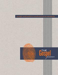 Gospel Primer Caesar Kalinowski
