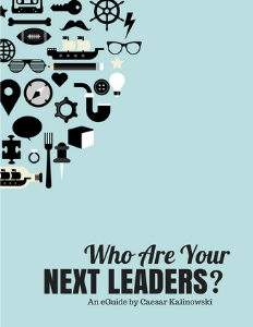 Who Are Your Next Leaders