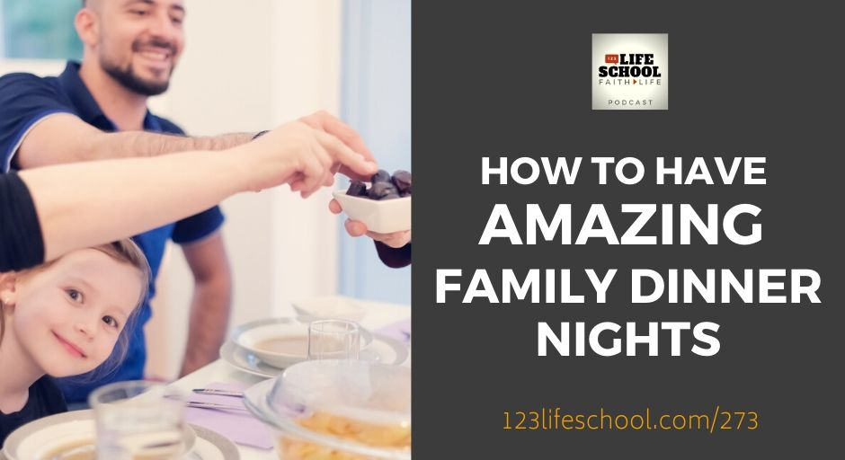 how to amazing family dinner night