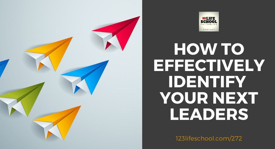 how to effectively identify next leaders