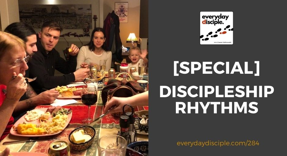 discipleship rhythms