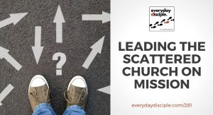 leading the scattered church