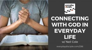 connecting with god in everyday life