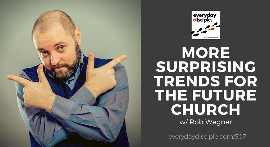 more trends for future church