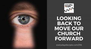 move church forward