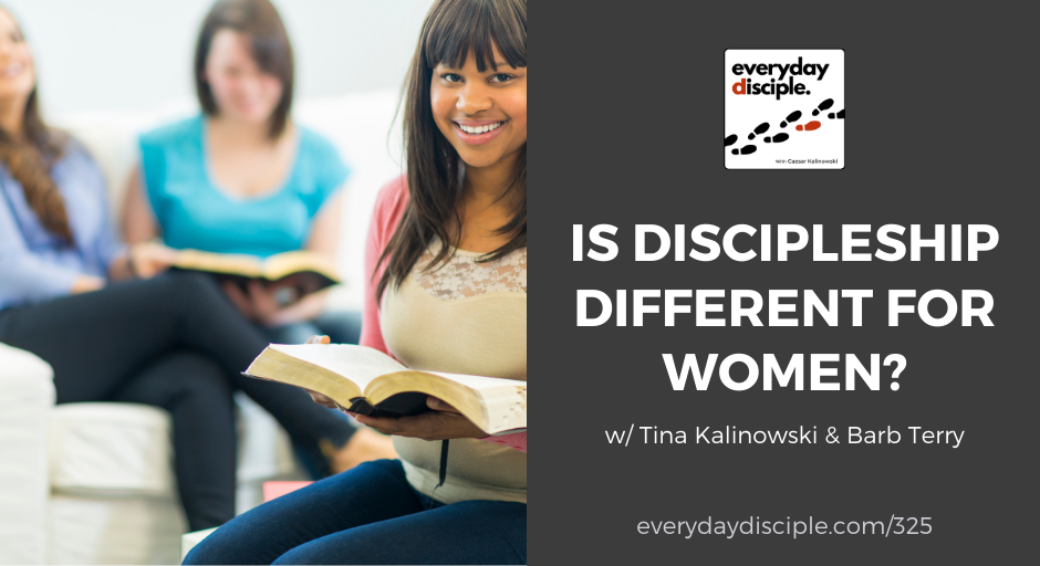 Discipleship Different Women