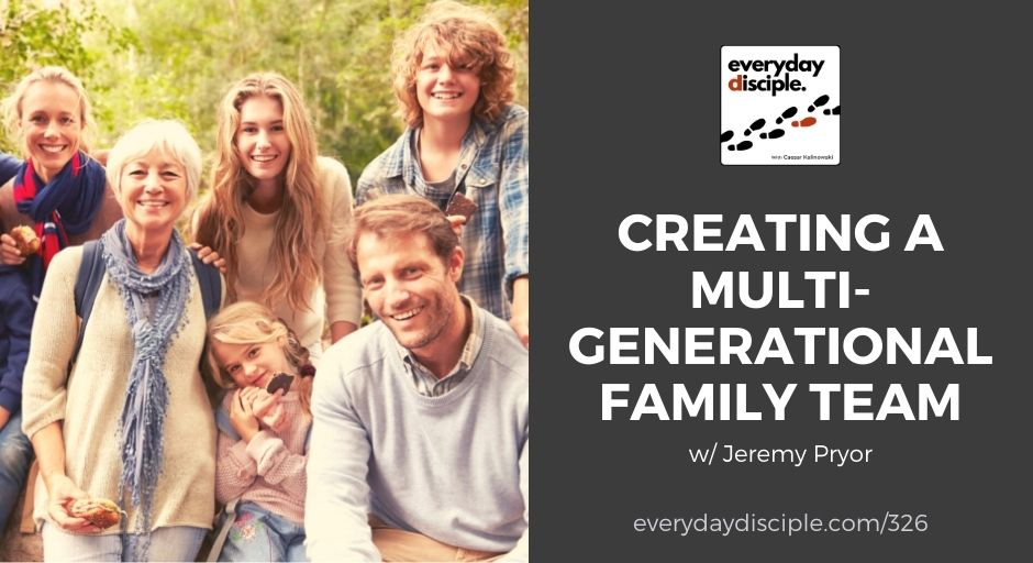 creating a family team