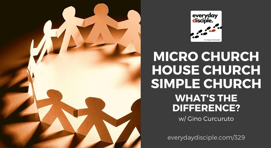micro church house church simple church