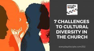 cultural diversity in the church