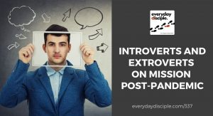 introverts extroverts on mission