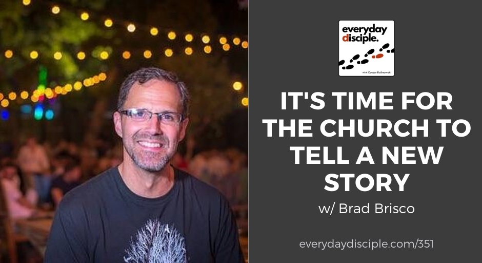 It's Time For The Church To Tell a New Story